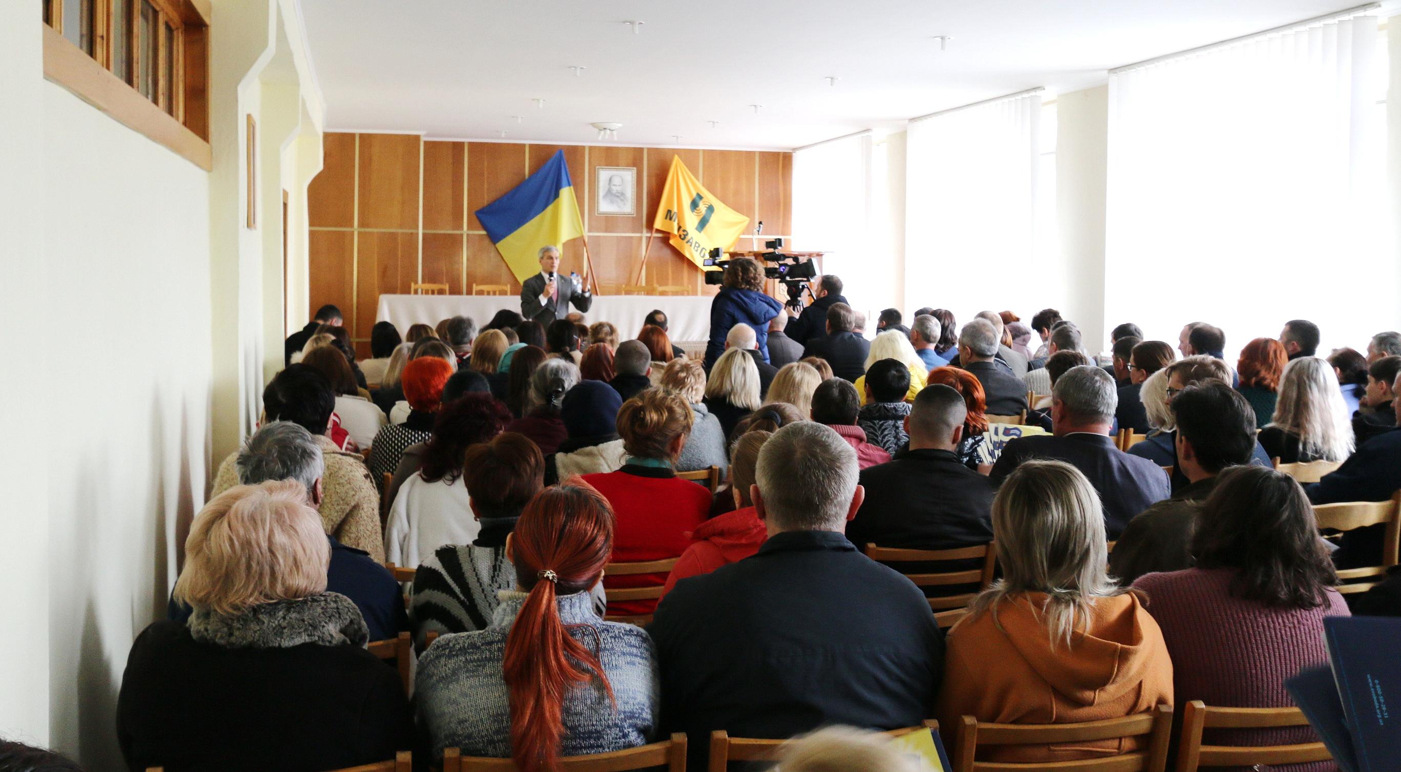 Лише чверть кандидатів у Президенти відвідали Чернівецьку область під час передвиборчої кампанії (ФОТО)